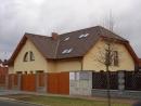 Novostavba rodinné vily v Praze - Kunraticích